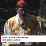 Rainer Maria Kardinal Woelki, Erzbischof von Köln