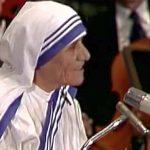 Hl. Mutter Teresa von Kalkutta